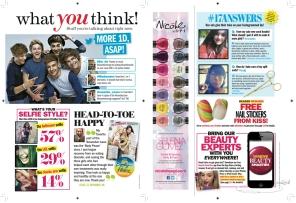 Seventeen - Dec 2012/Jan 2013 - What You Think!