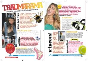 Seventeen - June/July 2012 - Traumarama
