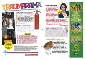 Seventeen - October 2012 - Traumarama