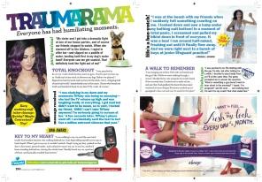 Seventeen - September 2012 - Traumarama