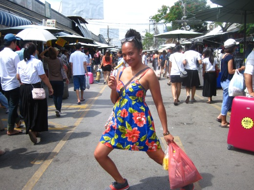 Chatuchak Market | I Am Sweat, Sweat Is Me