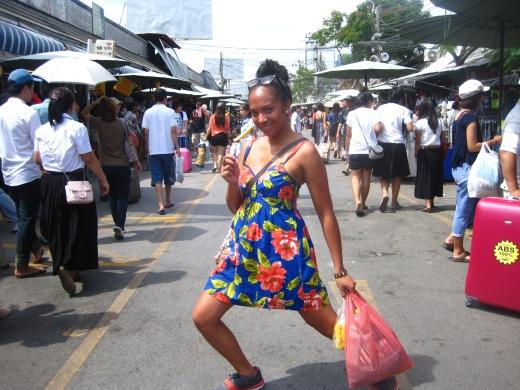 Chatuchak Market | I Am Sweat, Sweat Is Me